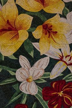 Art Flower-4 by Moises Levy