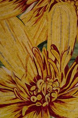 Art Flower-7 by Moises Levy