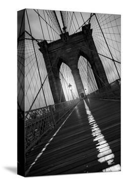 Brooklyn Bridge 1, 2010 by Moises Levy