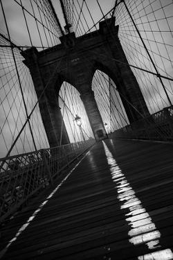 Brooklyn Bridge Study I by Moises Levy