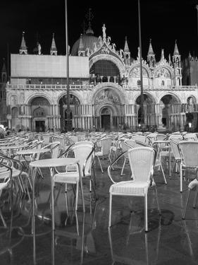 Chairs in San Marco by Moises Levy
