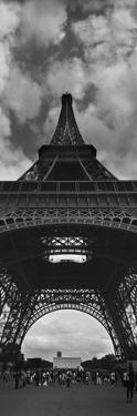 Eiffel Pano 2-1 by Moises Levy