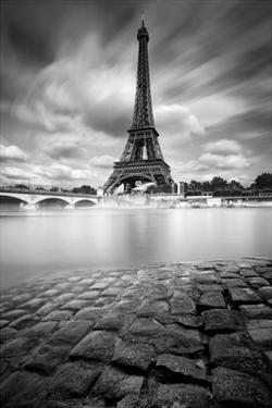 Eiffel Tower Study 1, 2011 by Moises Levy