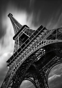 Eiffel Tower Study 2, 2011 by Moises Levy