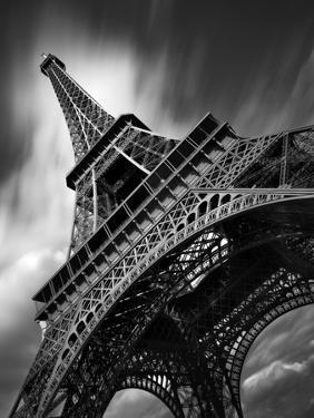 Eiffel Tower Study II by Moises Levy