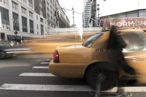 Ghost in Cab by Moises Levy