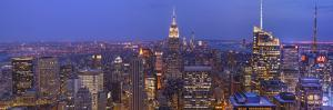 Gotham City Pano by Moises Levy