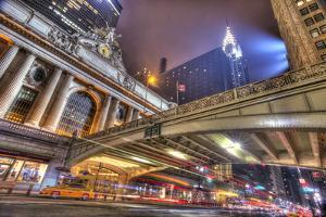 Grand Central by Moises Levy