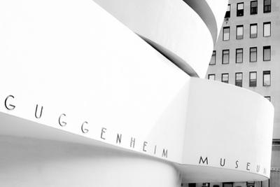 Guggenheim 1-1 by Moises Levy
