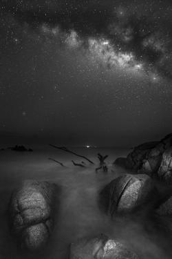 Milky Way Huatulco 2 by Moises Levy