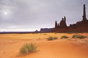 Monument Valley Panorama 1 by Moises Levy