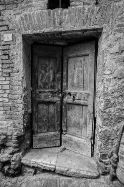 Siena Door by Moises Levy