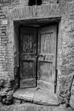 Siena Door by Moises Levy
