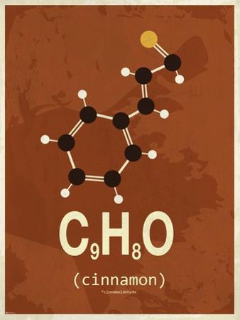 Molecule Cinnamon