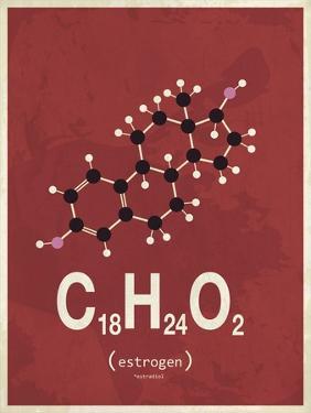 Molecule Estrogene