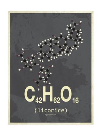 Molecule Licorice