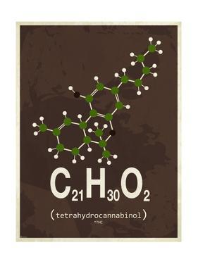 Molecule Thc