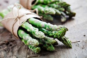 Asparagus by Molka