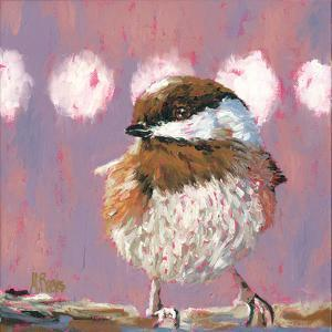 Hellow Chickadee by Molly Reeves