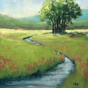 Spring Landscape by Molly Reeves
