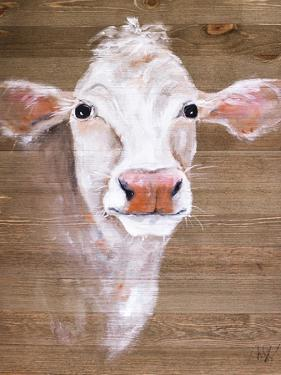 White Cow by Molly Susan