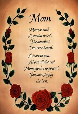 Mom Poem