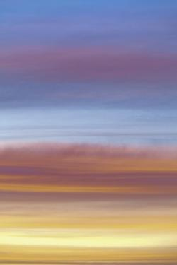 Colorful Altocumulus Clouds in Yukon Territory by Momatiuk - Eastcott