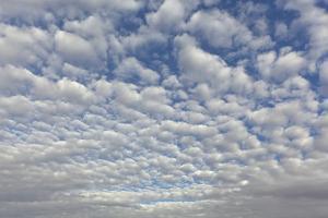 Cumulus Clouds in Blue Sky by Momatiuk - Eastcott