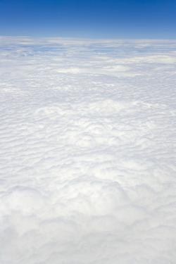 White Cumulus Clouds by Momatiuk - Eastcott