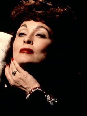 Mommie Dearest, Faye Dunaway, 1981
