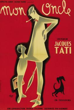 Mon Oncle - French Style
