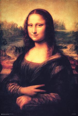 Mona Lisa -Peace