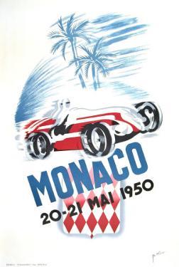 Monaco Grand Prix, 1950