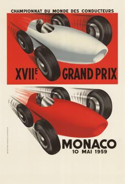 Monaco Grand Prix, 1959