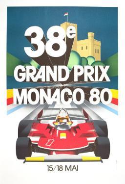 Monaco Grand Prix, 1980