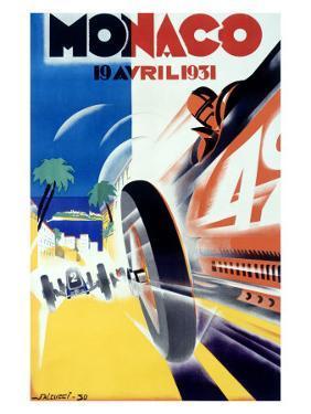 Monaco Grand Prix Formula 1, c.1931