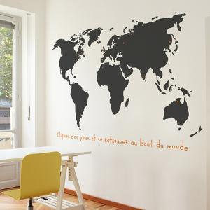 Monde Wall Decal