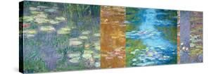 Waterlilies II by Monet Deco