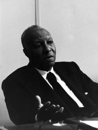 A. Philip Randolph -  1967 by Moneta Sleet Jr.