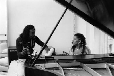 Ashford and Simpson, 1979 by Moneta Sleet Jr.