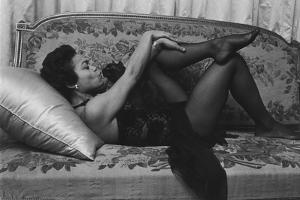 Eartha Kitt, 1957 by Moneta Sleet Jr.