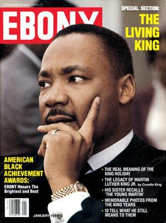 Ebony January 1986