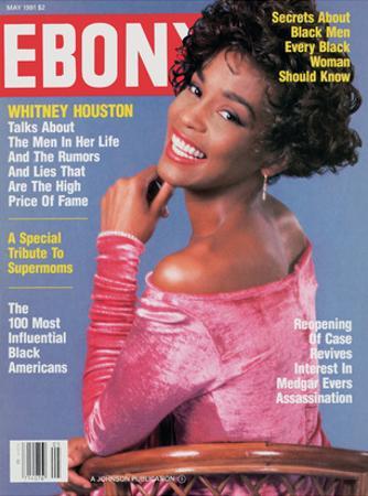 Ebony May 1991
