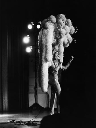 Legendary Entertainer Josephine Baker