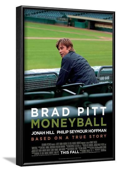 Moneyball--Framed Masterprint