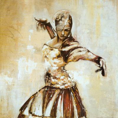 Flamenco II by Monica Galvan