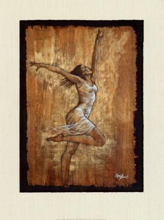 Dance of Joy I by Monica Stewart