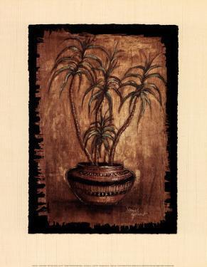 Exotic Flora I by Monica Stewart