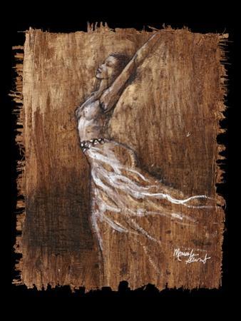 Graceful Motion IV by Monica Stewart