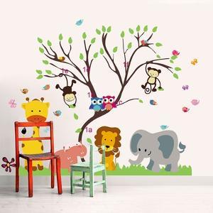 Monkey Animal Forest Tree
